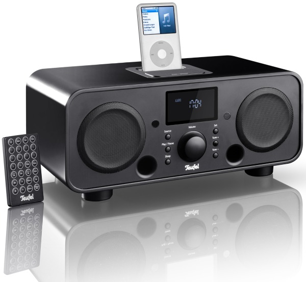 teufel introduceert iteufel radio v2 digitaal muziek nieuws. Black Bedroom Furniture Sets. Home Design Ideas