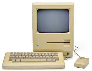 Prototype Apple Macintosh uit 1983 met Twiggy drive