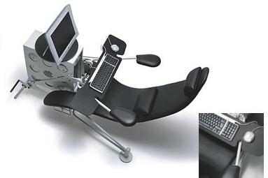Meest Comfortabele Bureaustoel.Netsurfer Meest Comfortabele Pc Stoel Gadgetzone Nl