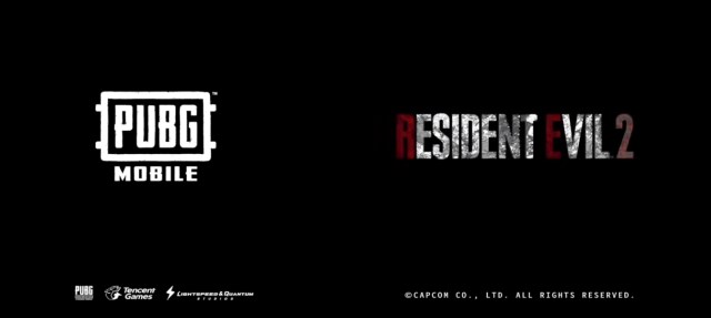 PUBG Mobile and Resident Evil 2