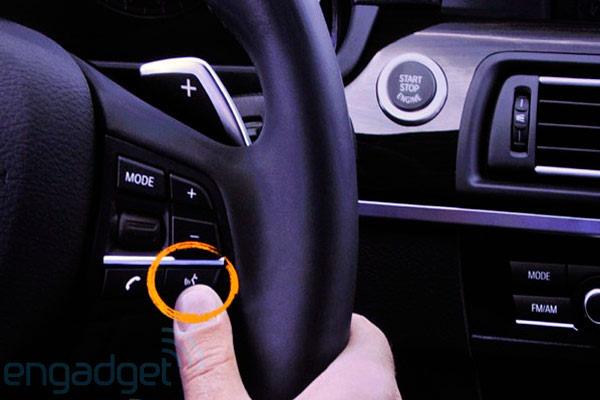 Siri in masina