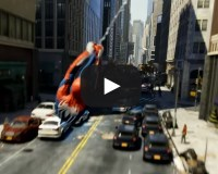 Nieuwe gameplay trailer Spider-Man voor PS4