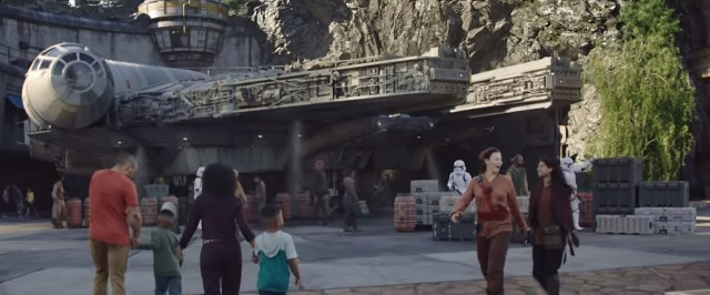 'Star Wars: Galaxy's Edge' in Disney World